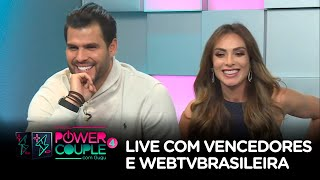 LIVE POWER COUPLE | CASAL VENCEDOR