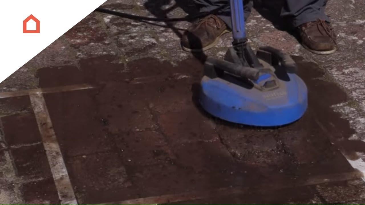 Folkekære Test: Så effektiv er terrassevaskeren til at rense fliser - YouTube KC-75