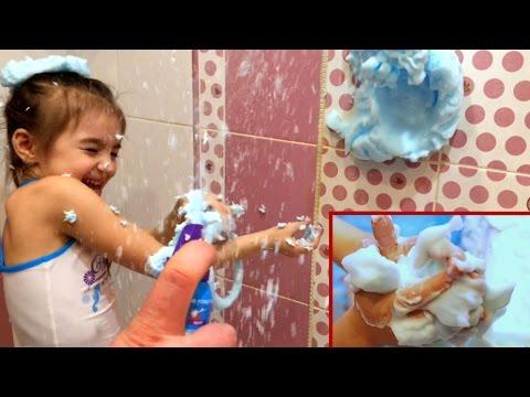ПЕНА ДЛЯ ВАННЫ CRAZY SOAP KIDS STUFF | ИГРЫ В ВАННОЙ И РАЗВЛЕЧЕНИЯ ДЛЯ ДЕТЕЙ