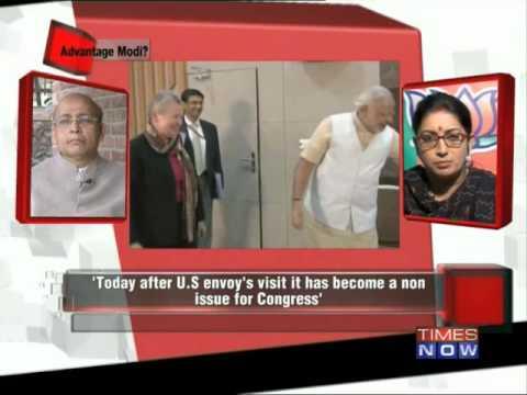 The Real Politik - Advantage Narendra Modi?- Part 1