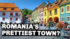 IS THIS ROMANIA'S PRETTIEST TOWN? | Sighisoara, Romania