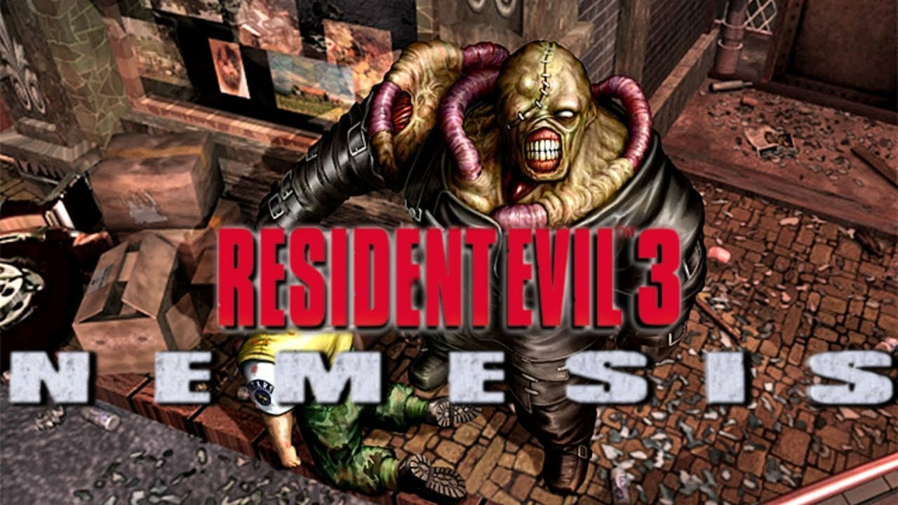 Image result for resident evil 3 nemesis