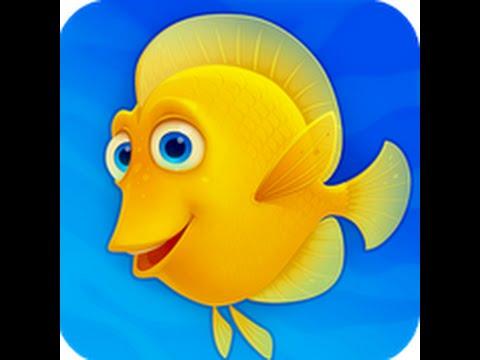 Играем в игру - Fishdom: Deep Dive(Аквариум)