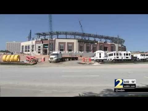 Cobb ordinance limits parking near new Braves stadium