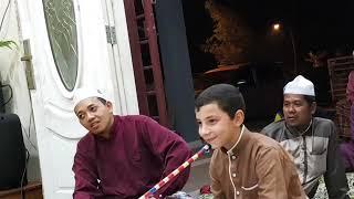 Download Talaqqi Qari Cilik Mesir Anas Hisyam bersama Ustaz Yahya Daud - Bayyati, Nahawand, Rast