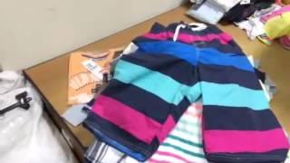 Сток детской одежды Kiabi(, 2017-03-21T17:01:59.000Z)