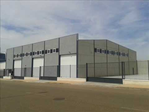 Construcci n de nave industrial youtube for Nave industrial