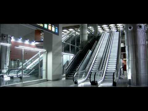 Madrid Barajas Airport - Terminal 4 - English (HD)