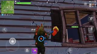 Fortnite Mobile Game iOS Gameplay (iPhone 7 Plus)