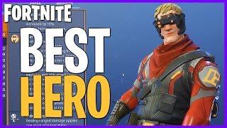 BEST HERO!: Bullet Storm Jonesy #Fortnite