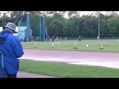 Brad Deacon 800 metres 13.05.14