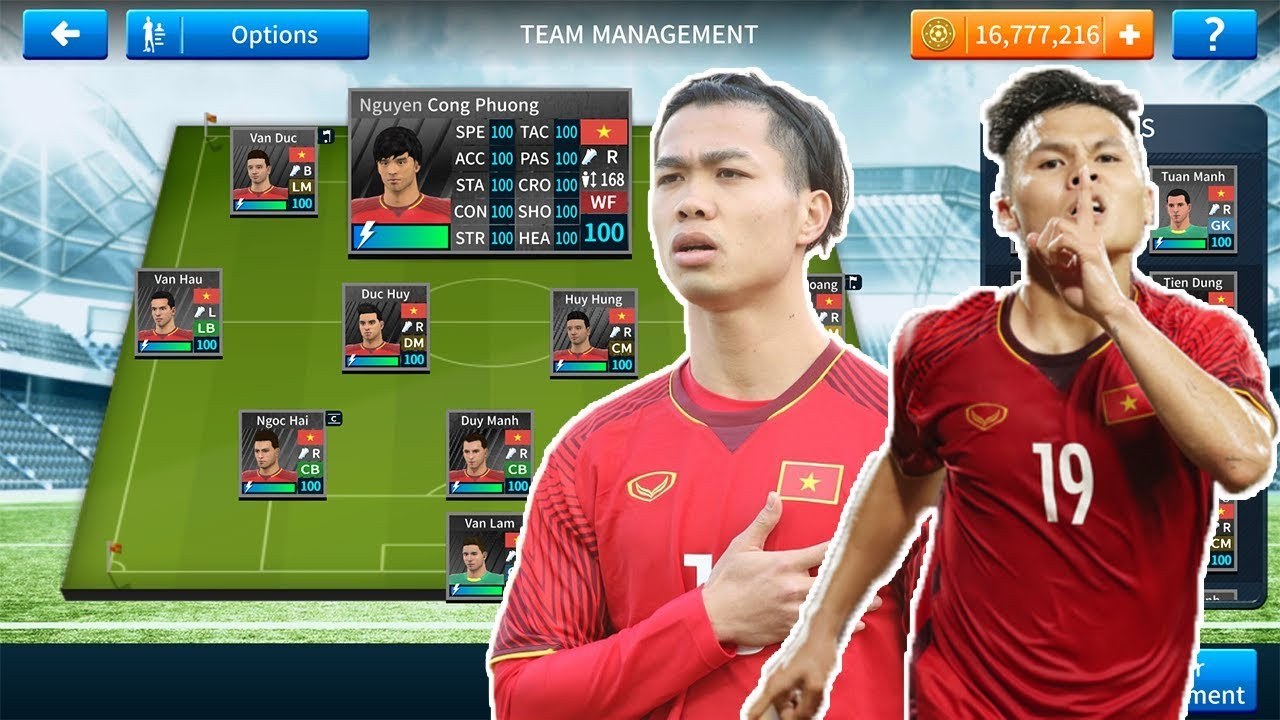 t i b n hack dream league soccer 2019 cho iphone