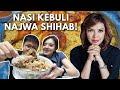 NASI KEBULI By NAJWA SHIHAB !! PUNYA UANG PUN TAK BISA BELI ??