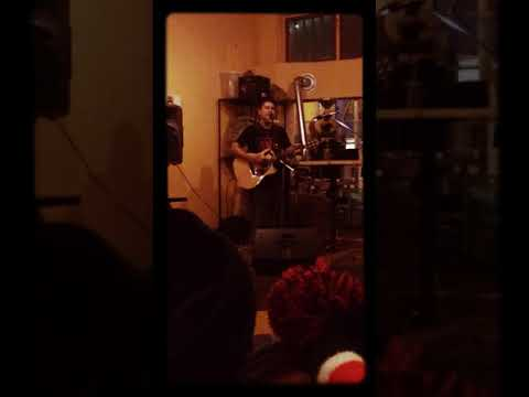 Last recording i got. Irv Waneauka covering Tom Petty at Gallup Coffee Company.