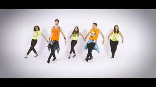 Bruno Mars - 24K Magic - Dance - Zumba fitness choreo by Claudiu Gutu