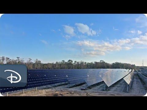 New 270-Acre Solar Facility Providing Clean Energy to Walt Disney World Resort