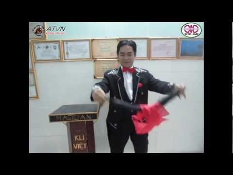[Hướng dẫn] Ảo thuật cùng với hai chiếc khăn - KLi Việt (HoangVietMagic)
