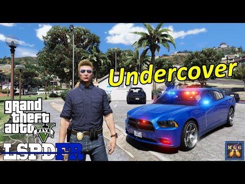 Undercover Dodge Charger Patrol | GTA 5 LSPDFR Episode 391