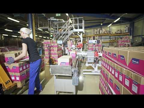 Atlas Copco bei Tierfutterproduzent Vitakraft   Stickstofferzeugung vor Ort