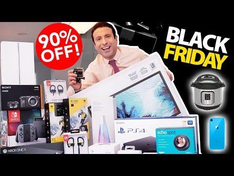 The Best Black Friday 2018 Deals (50+ DEALS!)