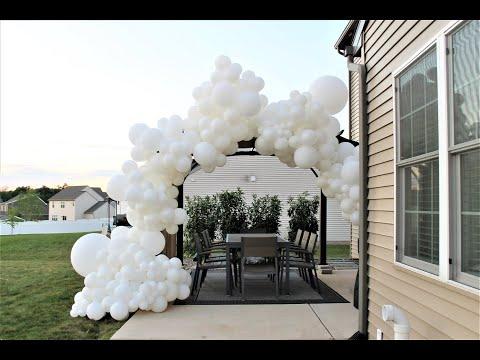 Balloon Garland DIY | How To | Tutorial