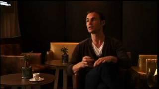 Cannes 2010 - Fabrice Gobert, réalisateur de Simon Werner a disparu