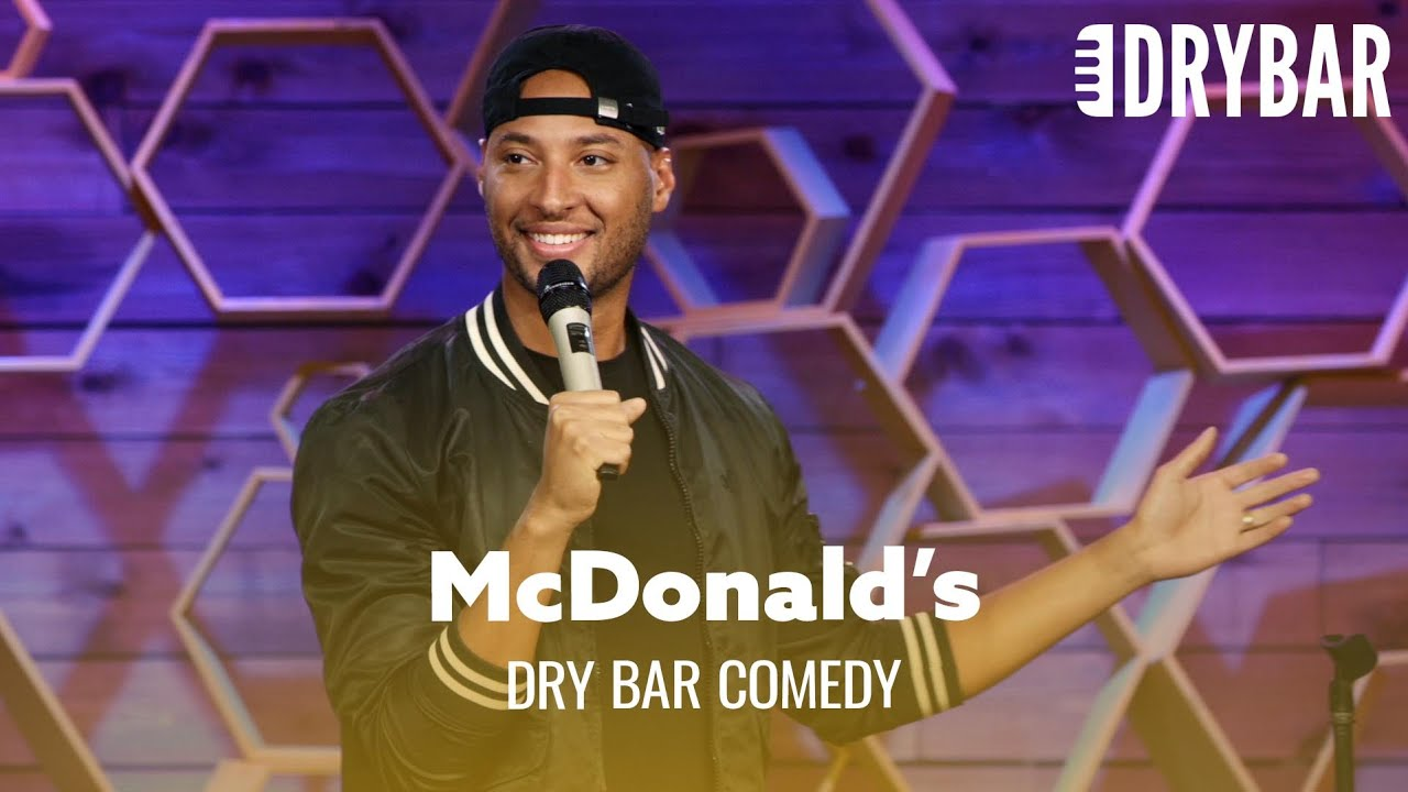 These McDonald's Truths Will Make you Uncomfortable. Dry Bar Comedy