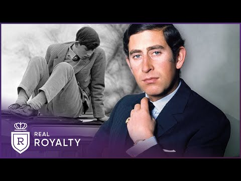 Behind Prince Charles' Public Façade | Prince Charles: A Man Alone | Real Royalty