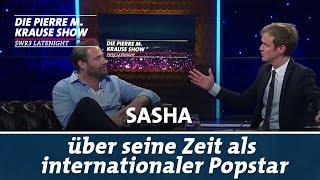 Sasha über seine Zeit als internationaler Popstar