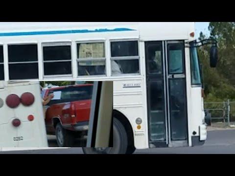 (AREA 51)CAMO DUDES, BUS DRIVER=TROUBLE