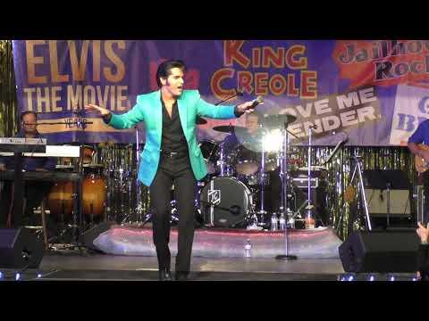 "Dean Z, ""Bossa Nova Baby"" - Video By Susan Quinn Sand"