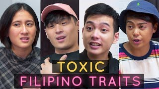 What Are The Most Toxic Filipino Traits? | Rec•Create Unfiltered