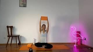 Joga onkologiczna I 60 min I Yoga with Paulina