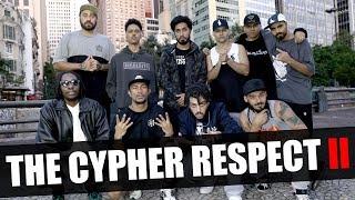 The Cypher Respect Vol. 2 - Atentado Napalm, Coruja BC1, Rin...