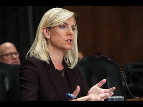 🔴LIVE: DHS Secretary Nielsen Testifies about S-Hole Meeting in Senate - LIVE COVERAGE