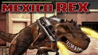 MEXICO REX GAME LEVEL 1 - 8 Walkthrough