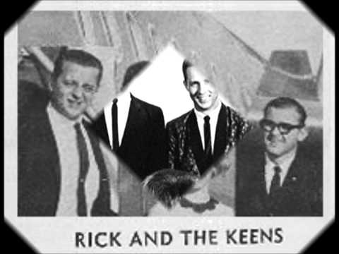 Rick And The Keens - I'll Be Home - Austin 303 / LeCam 721 / Smash 1705 - 1961