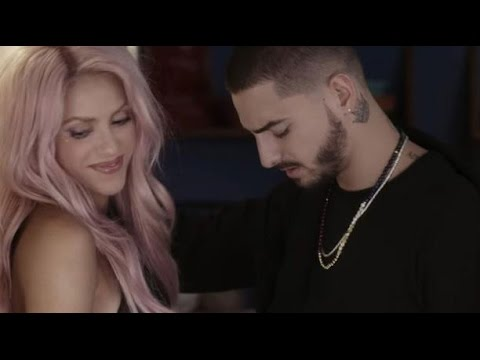 Shakira ft Maluma Chantaje