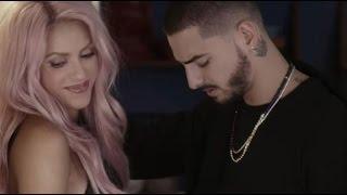Shakira ft Maluma -Chantaje video