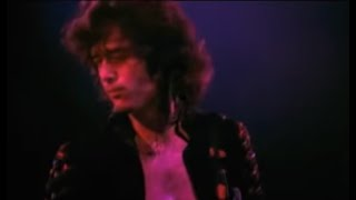 Led Zeppelin - Misty Mountain Hop - Live Madison Square Garden - 1973