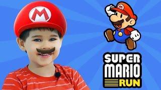 🍄 Супер Марио Ран обзор игры на #ЭрикШоу