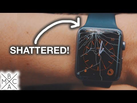 Apple Watch Owners: A WARNING! ⌚️