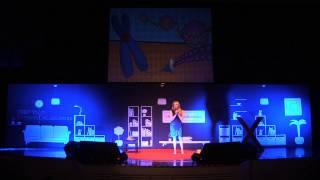 La violencia: qué la genera y qué la previene | Feggy Ostrosky | TEDxYouth@BosquesDeLasLomas