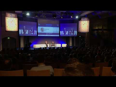 BPCE Group CEO announces Meniga Partnership at Paris Fintech Forum 2018