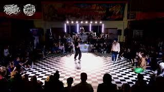 Jasiek CoJest vs Ryfa - Finał Hip Hop Wirująca Strefa 2018