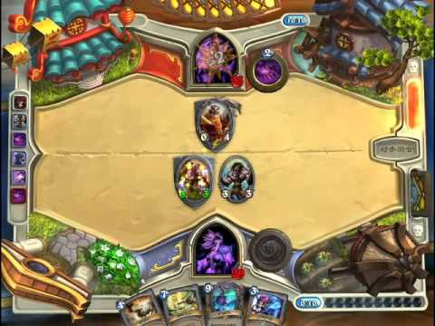 Hearthstone Trivia: Mage in Shadow Form - YouTube