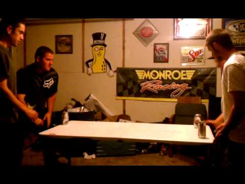 Banger Beer Game Gone Wild YouTube - Four corners drinking game