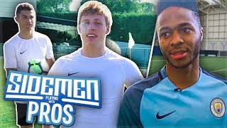 Download SIDEMEN: PLAYING WITH PRO FOOTBALLERS! Mp3 and Videos