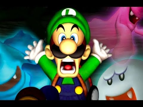 Luigi's Mansion 3DS - ALL TRAILERS