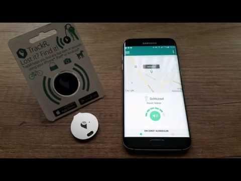 So EINFACH war Crowd GPS TRACKING noch nie zuvor - TrackR Bravo & TrackR Sticker
